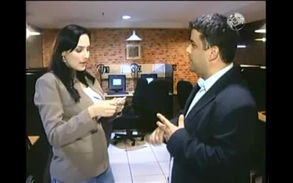 Web Segura na TV Canção Nova