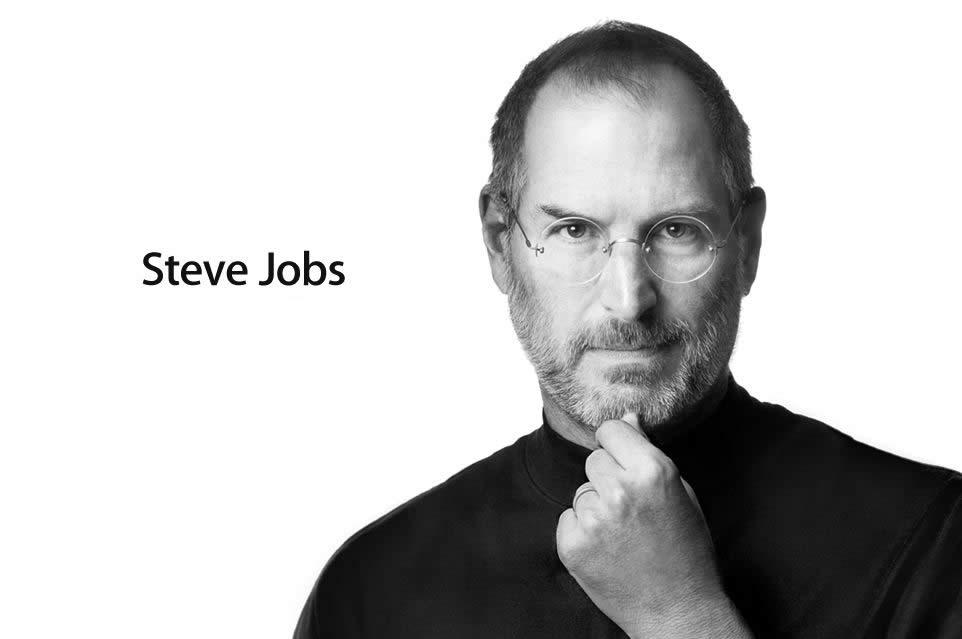 Nossa homenagem a Steve Jobs