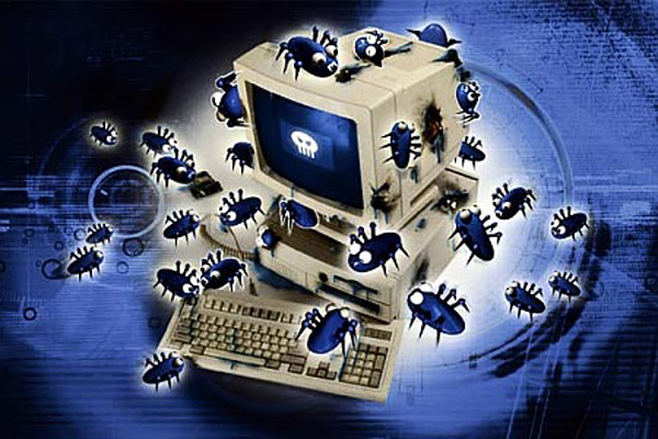 """Cresce a quantidade de malwares """"mutantes"""" e de spam"""