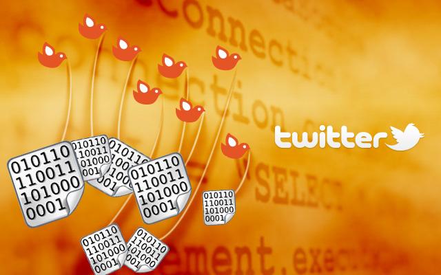 Milhares de senhas do Twitter são divulgadas por hackers
