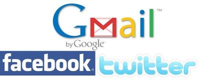 Saiba como proteger suas contas no Gmail, Facebook e Twitter