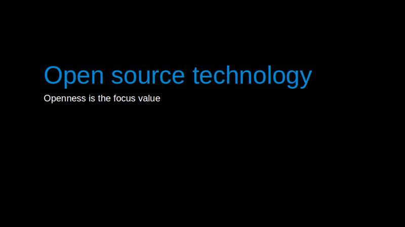 O que se esperar do Open Source?