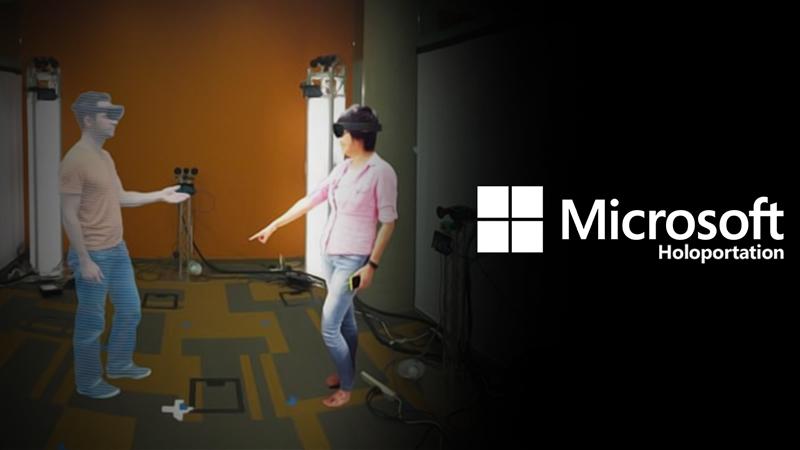 Microsoft e sua versão das pessoas em 3D