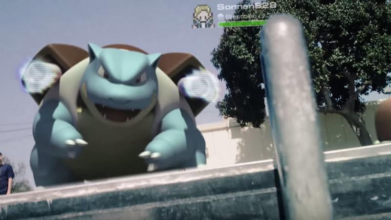 Vá além do Pokémon Go