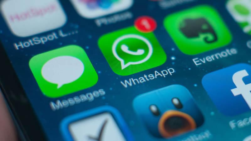 Compartilhe documentos pelo WhatsApp